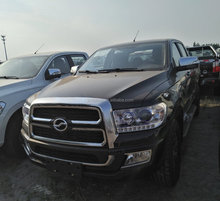 Chinese Pickup Trucks Double Cabin Diesel 4x4 Pickup For Sale