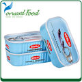 125g canned sardines in oil with prices