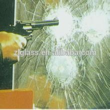 super quality safety Bulletproof glass for bank/prison/Jewelry shops/ showcase