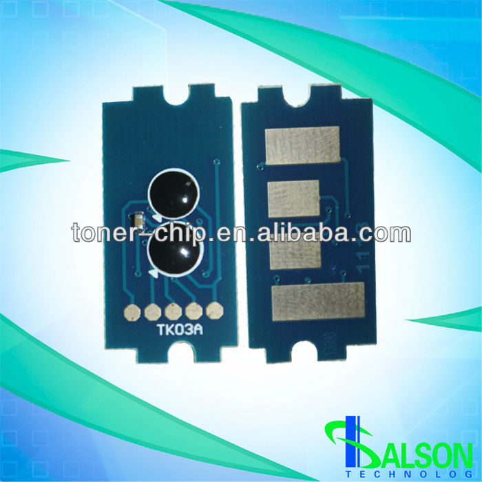 Toner cartridge chip for kyocera tk 1112 TK1110 reset chip