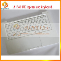 "Top Case for MacBook 13"" A1342 Topcase with UK keyboard Trackpad MC207 MC516"