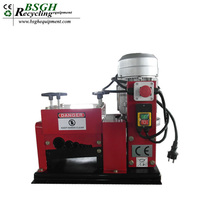 electronic scrap copper construction wire/house cable stripping recycling and peeling machine