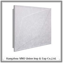construction material for office basthroom hall kitchen simple Aluminum plate pop down ceiling design
