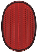 BS/CPSC/K / ECE/DIN standard bicycle spoke reflector with ISO 6742-2:2015 Red ,Best selling in India