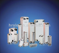 B3-12A Compact Brazed Plate Heat Exchanger That Can Replace SWEP, Alfa Laval and Zilmet