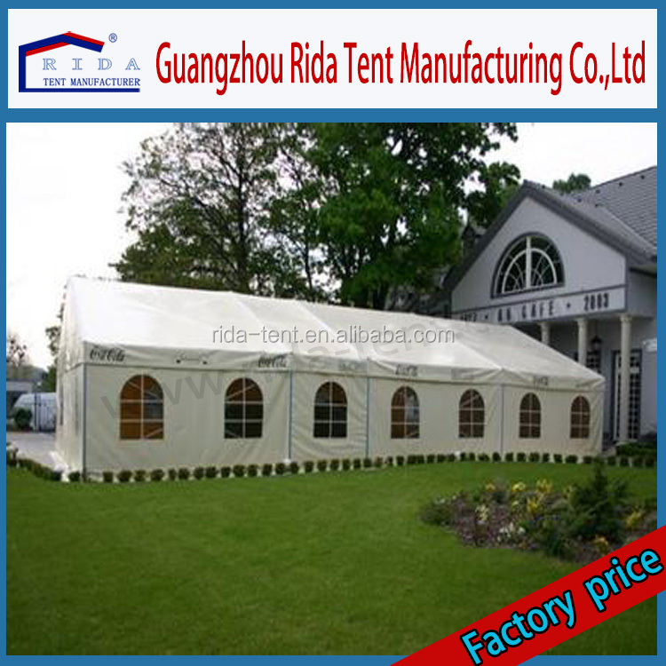 Easy instant pvc pipe frame big tent 40 x 80 for sale