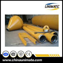 Construction Manufacturer foundation pile concrete tremie pipes