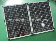 solar charging kits 40w for DC battery powerload