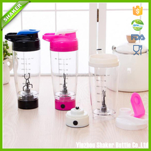 novelty 600ml battery protein electric shaker bottle for Vortex Mixer