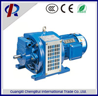 YCT series adjustable-speed induction motor fan