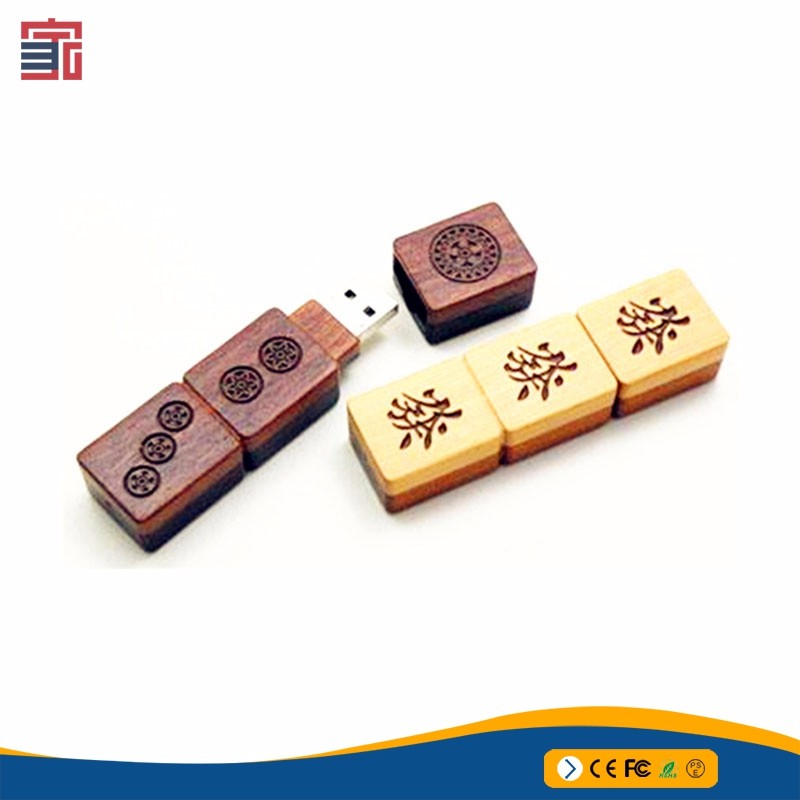 2016wholesale price wooden usb flash drive USB memory stick