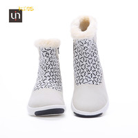 UIN Rotterdam grey wholesale Current style new design kids winter boots