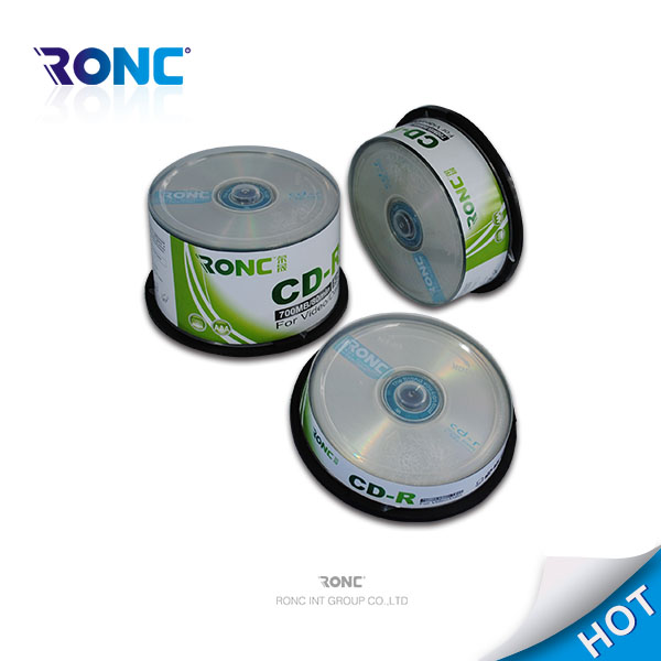 Grade A+ cd-r supplier 52x