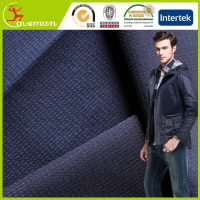 75D Dobby design weaves Ripstop/Plaid/Check Polyester Pongee Dobby Fabric for school uniform and business hardware pack