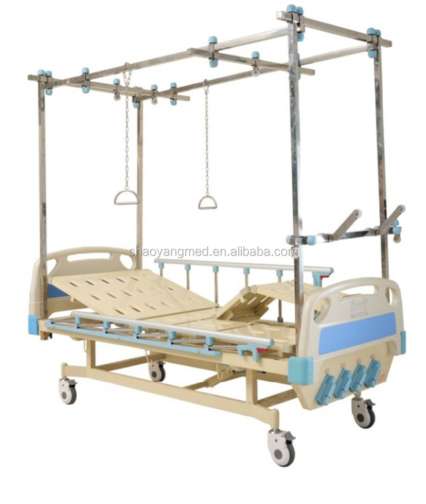 hospital stainless steel traction frame Orthopaedic traction bed CY-A107