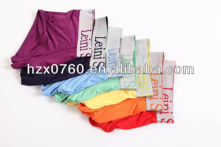 New style OEM seamless underwear mens boxers