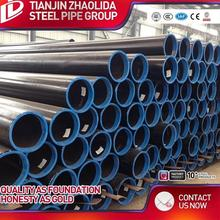 1 / 2 - 4 inch dia cold rolled 40 iron en10219 black round carbon steel schedule 80 for low pressure water pipe oil gas use