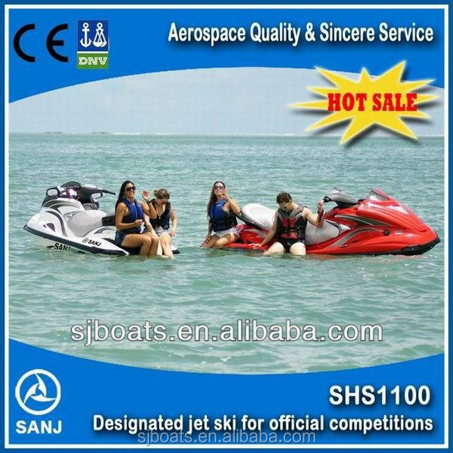 China Waverunner 1100cc 1500cc 1800cc jet ski factory price supplier