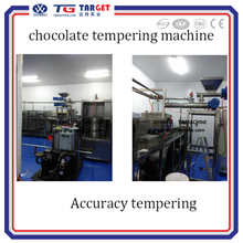 continuous thermoregulation/ chocolate tempering machine
