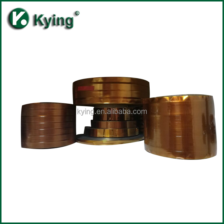 Producer of corona-resistant polyimide tape with FEP resin for insulation magnet wires and traction motors, and so on