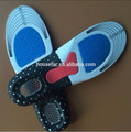 latex inner soles for sport eva arch support sport shoe insoles