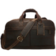 YD-09652 2018 Korea Style High Quality Ambassador Men Canvas Leather Duffel Weekend Bag One Day Travel bag