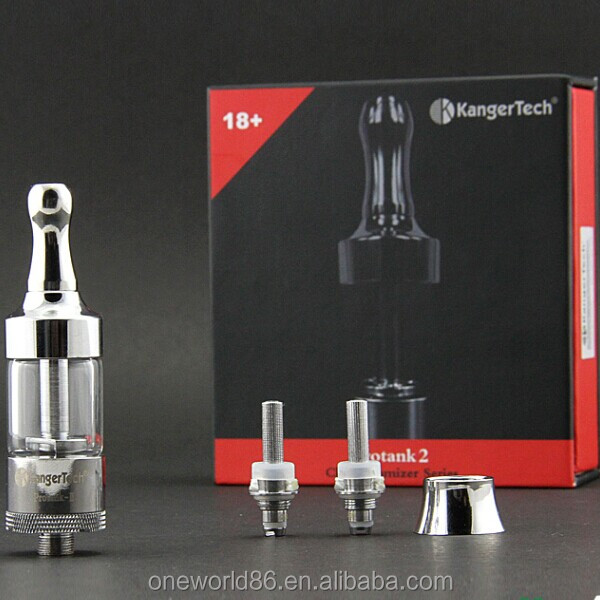 Offical distributor Kanger Protank 2 clearomizer huge vapor Protank II replacement all parts ecigs atomizer Kanger Protank II