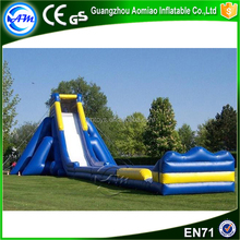 Giant inflatable water park slide,trippo water slide for sale