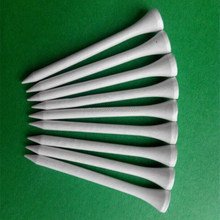 Cheap golf bamboo wooden tee wholesale