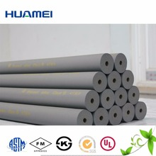 Heat insulation rubber foam Pipe/Heat preservation tube material/Building heat preservation material of air conditioning tube