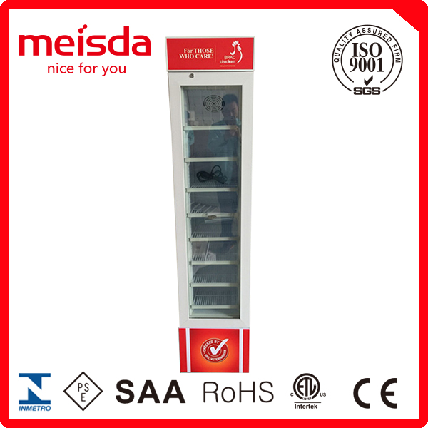 Freezer Showcase, Commercial Freezer Refrigerator