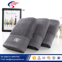 2016 Factory supply the high quality 100 cotton bath towels with the best quality in China