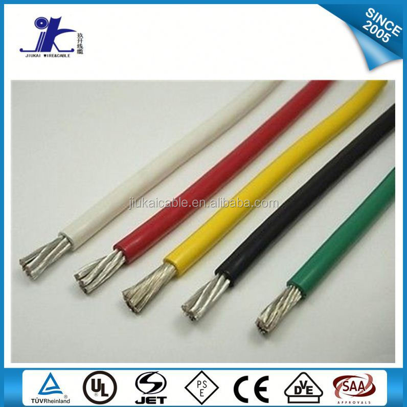 marine electrical cables