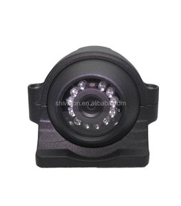 Anti-vibration truck ,bus mounted waterproof night vision auto side view camera