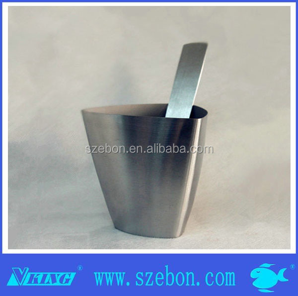 High quality stainless steel ice bucket as your demands
