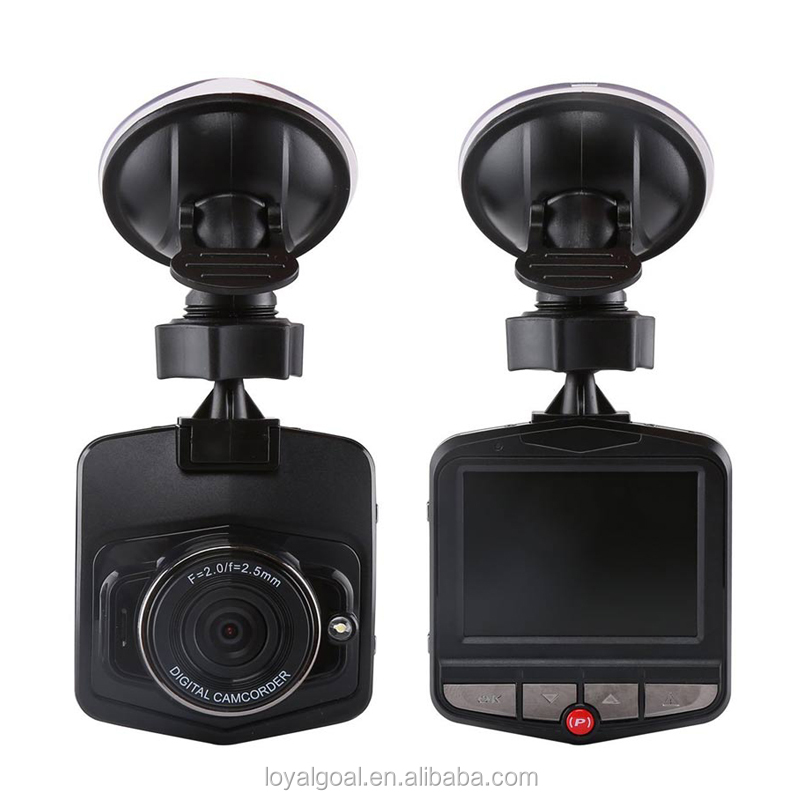 Factory Direct 2.5 inch Screen with G sensor Cycle Recording Dash cam G60 full hd 1080p Car Dvr Camera