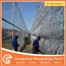 Safety razor wire/ wholesale promotion razor barbed wire factory