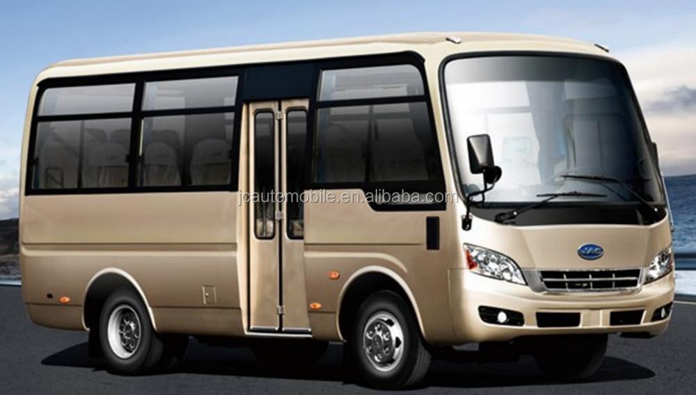 Brand New Chinese 18 Seat Mini Bus Luxury Minibus Interior