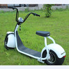 2017 4000w outdoor electric scooter with bluetooth/anti-theft/front and rear suspension