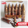 293201610 funny bullet shape dark compound chocolate candy