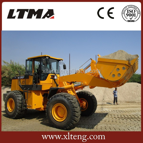 font loaders zl 50 5 ton front wheel loader for sale