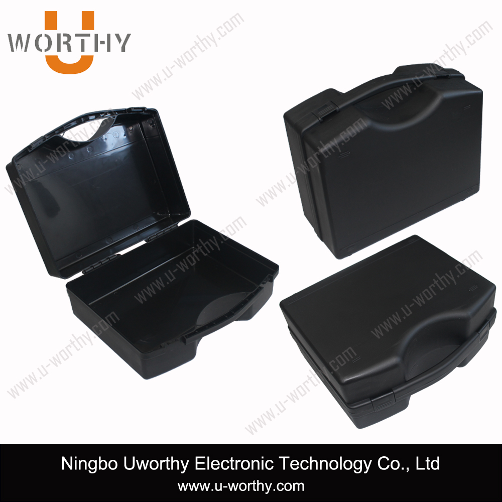 Hard Plastic Carrying Tool Box / Storage Case 360x300x170mm
