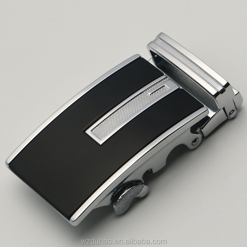 Wholesale Simple Design Mens Automatic Ratchet Italian Belt Buckle