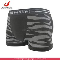 Sweat absorbed sports boxer briefs soft boys mens underwear models manufacturing