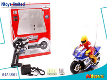 6453861 RC MOTORCYCLE ROTATING MOTORCYCLE WITH LIGHT MUSIC CHARGER 2COLOR