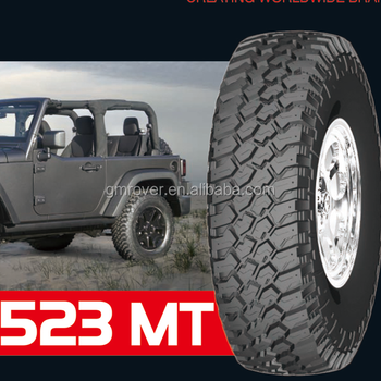 car tire MT 30x9.50R15LT