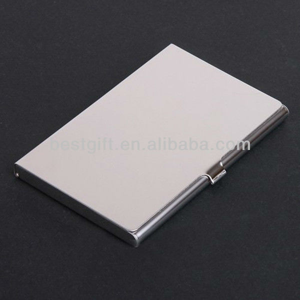 metal business card case/ Pocket Business Holder