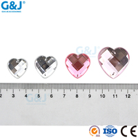 Guojie brand wholesale custom Resin stones,glass stones,acrylic stones