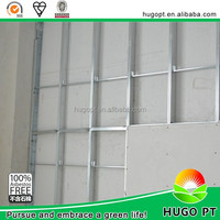 Fireproof Fiber Reinforced Cement Board Partition Wall Panel With CE