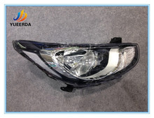 auto head light lamp for hyundai accent 2010 2011 12 sedan car spare parts